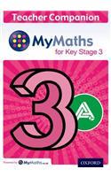 MyMaths for Key Stage 3: Teacher Companion 3A