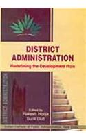 District Administration: Redefining the Development Role