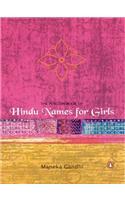 Penguin Book of Hindu Names for Girls