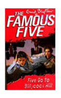 Five Go to Billycock Hill: 16: Famous Five