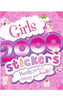2000 Stickers Book