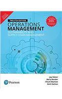 Operations Management , 12e