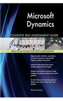Microsoft Dynamics Complete Self-Assessment Guide