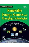 Renewable Energy Sources And Emerging Technologies