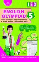 International English Olympiad - Class 5 (with CD)