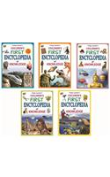 Children's First Encyclopedia of Knowledge (5 Titles)