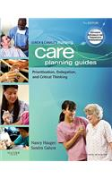 Ulrich & Canale's Nursing Care Planning Guides: Prioritization, Delegation, and Critical Thinking