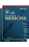 API Textbook of Medicine