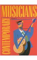 Contemporary Musicians: Volume 62