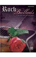 Rock Ballads, Vol 1: Guitar Tab