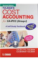 Tulsian's Cost Accounting for CA/IPCC (group I)