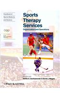 Sports Therapy Services: Organization and Operations
