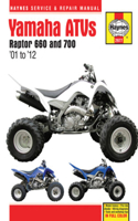 Yamaha Atvs Raptor 660 and 700: '01 to '12
