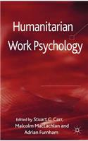 Humanitarian Work Psychology