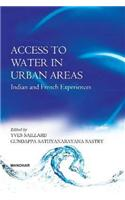 Access to Water in Urban Areas