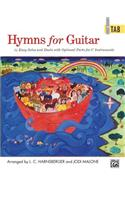 Hymns for Guitar: 14 Easy Solos and Duets with Optional Parts for C Instruments (Guitar Tab)