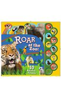 Noisy Zoo 10 Button Sound Book