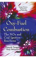 Oxy-Fuel Combustion