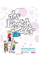 English Ladder Level 4 Activity Book with Songs Audio CD