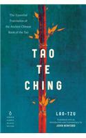Tao Te Ching: The Essential Translation of the Ancient Chinese Book of the Tao (Penguin Classics Deluxe Edition)
