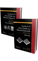 Handbook of Zinc Oxide and Related Materials: Two Volume Set