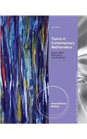 Topics in Contemporary Mathematics, International Edition