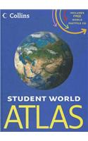 Collins Student World Atlas [With World Factfile CD]
