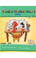 Jolly Phonics Student Book 3 (Colour in Print Letters)