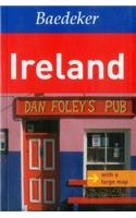Baedeker Ireland [With Map]