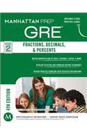 GRE Fractions, Decimals, & Percents