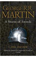 Storm of Swords: Part 1 Steel and Snow (Reissue)