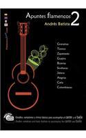 Apuntes Flamencos, Volume 2