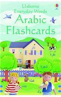 Everyday Word Flashcards In Arabic