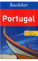 Baedeker Portugal [With Map]