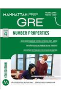 GRE Number Properties