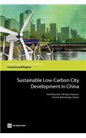 Sustainable Low-Carbon City Development in China