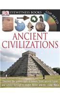 DK Eyewitness Books: Ancient Civilizations: Discover the Golden Ages of History, from Ancient Egypt and Greece to Mighty ROM