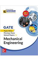 GATE Topic-Wise Previous Year Solved Papers for ME