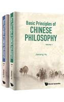 Basic Principles of Chinese Philosophy (in 2 Volumes)