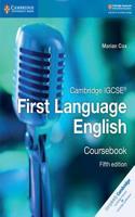 Cambridge Igcse(r) First Language English Coursebook