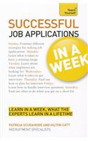 Successful Job Applications in a Week: Teach Yourself
