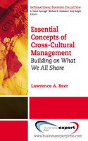 Essential Concepts of Cross Cultural Management