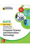 GATE Topic-Wise Previous Years Solved Papers for CS & IT