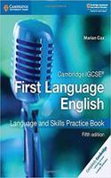 Cambridge Igcse(r) First Language English Language and Skills Practice Book