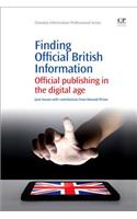 Finding Official British Information: Official Publishing in the Digital Age