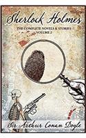 Sherlock Holmes - The Complete Novels & Stories Volume 2