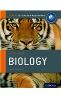 Ib Biology: Course Book: Oxford Ib Diploma Program