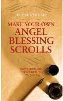 Make Your Own Angel Blessing Scrolls