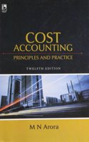 Cost Accounting : Principles & Practice 12/e