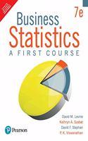 Business Statistics : A First Course